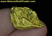 7.78 Gram Baker Oregon Natural Gold Nugget