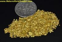 5 Gram Alaska Placer Gold Paydirt Bag