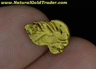 .82 Gram Baker Oregon Gold Nugget Specimen