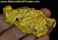 222.98 G. Humboldt Co. Big Nevada Gold Nugget
