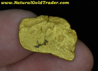 6.12 Gram Feather River CA. Placer Gold Nugget
