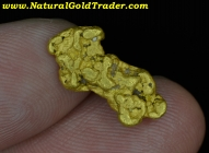 4.32 Gram Feather River California Gold Nugget