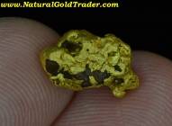 5.00 G. Humboldt Co. Nevada Gold Nugget
