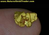 .87 Gram El Dorado California Gold Specimen