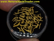 1.24 Grams of Helena Montana Wire Gold