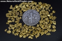 10.22 Grams of Alaska Placer Pickers/Nuggets