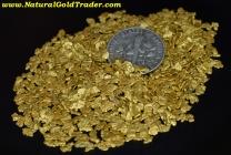 1 ozt. 31.1 Grams of Alaska Gold Nuggets