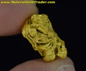 3.00 Gram Northern Nevada Gold Specimen