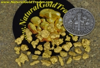 5 Gram Nevada Nugget Picker Pay-Dirt Bag!