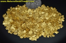 1 ozt. 31.1 Grams of Oregon Gold Nuggets