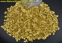.5 ozt. Canada Placer Gold Flakes & Pickers