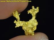 1.24 Gram Western Australia Gold Nugget