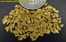 3 Gram Alaska Placer Gold Pay-Dirt Bag